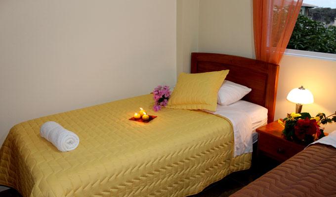 Suite 10 Bed