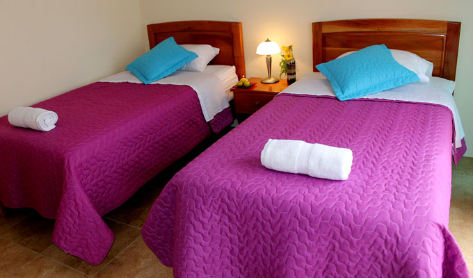 Suite 7 Ariana's Galapagos